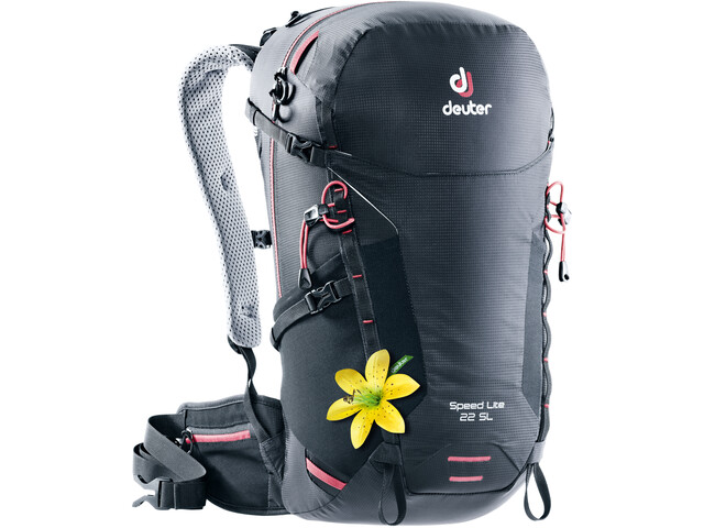 Deuter Speed Lite 22 SL Rugzak Dames, black
